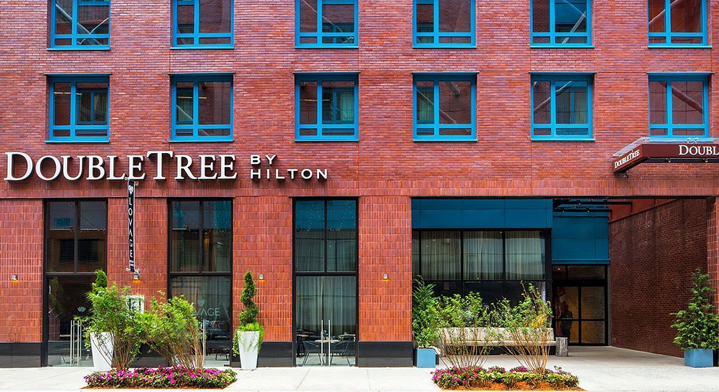 Made in Manhattan: DoubleTree by Hilton Opens in Times Square West