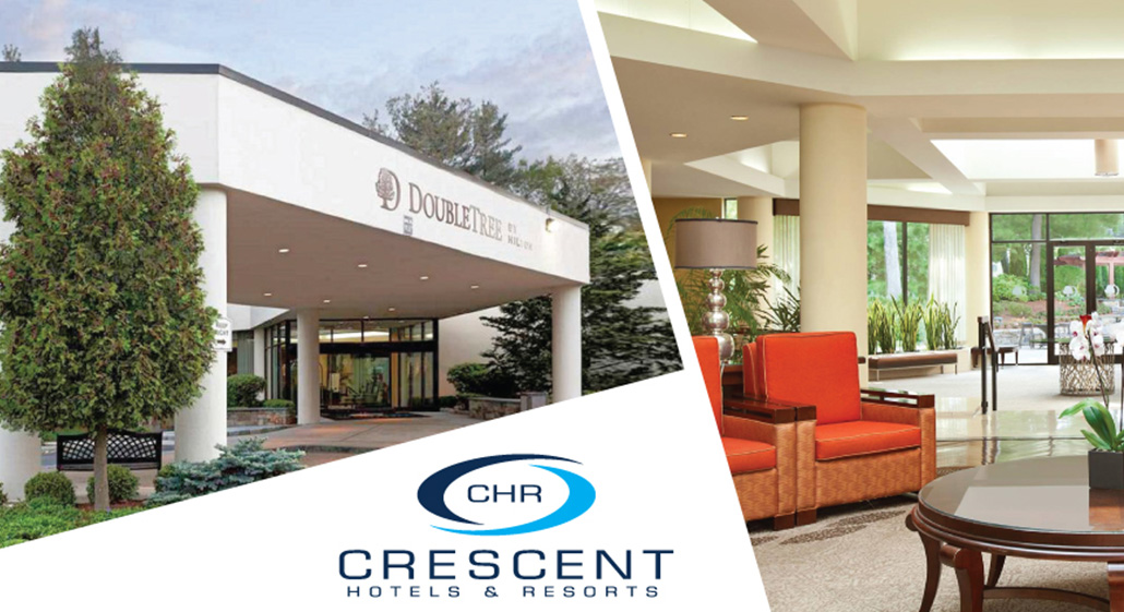 Crescent Hotels & Resorts adds DoubleTree by Hilton Hotel Boston - Bedford Glen