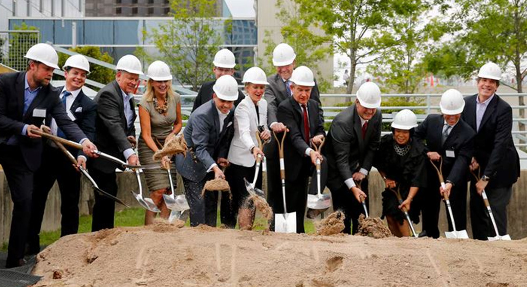 HALL Group, Crescent Hotels & Resorts Breaks Ground on HALL Arts Hotel in Dallas Arts District