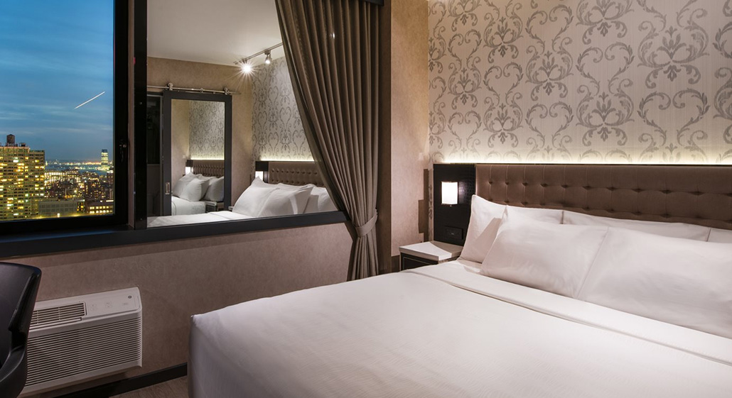 Aliz Hotel Sets New Heights With Opening of Times Square Location Today