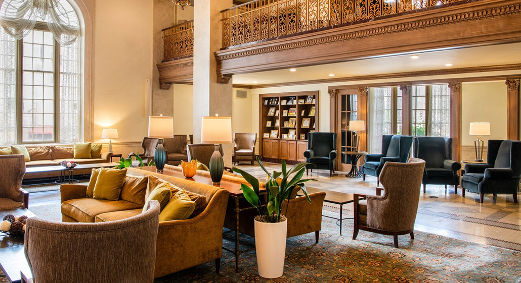 Marriott Syracuse Downtown is Named Best City Center Historic Hotel by Historic Hotels of America
